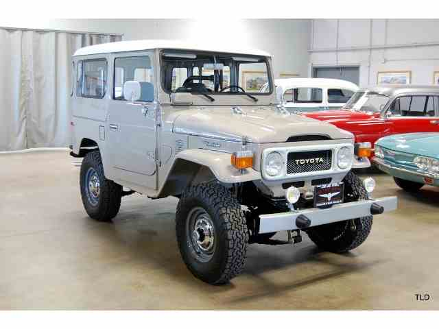 Picture of '83 Land Cruiser FJ located in Chicago Illinois - $64,000.00 - NCYO