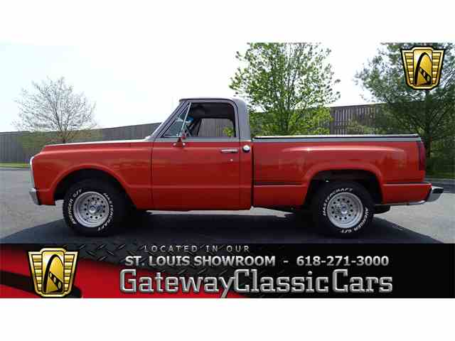 Picture of '68 C10 - NCYU