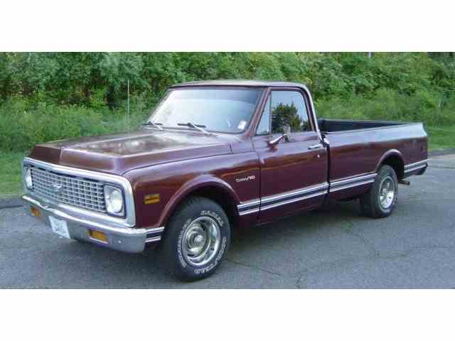 Picture of 1971 C20 located in Tennessee - $7,950.00 Offered by  - NCYX
