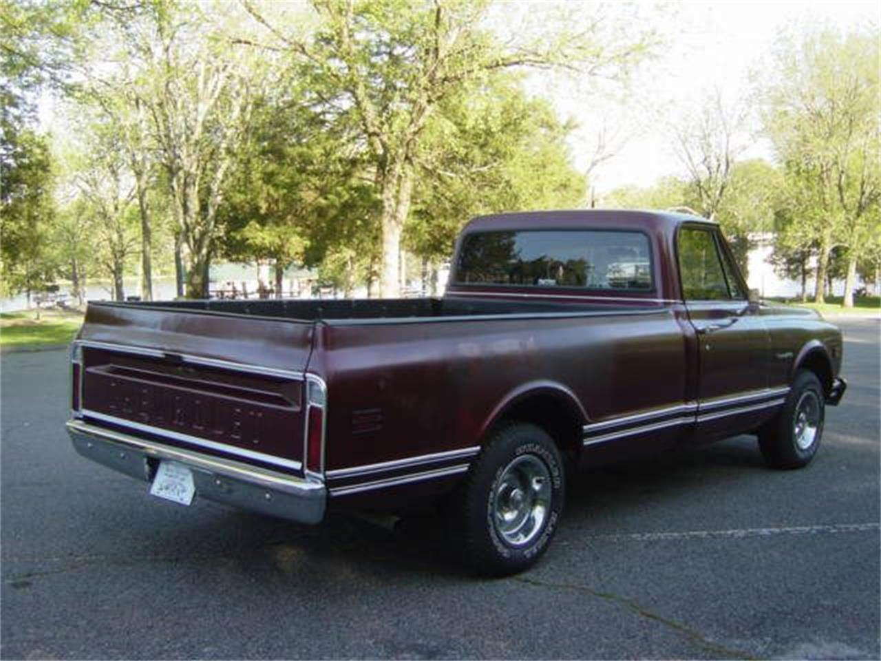 Large Picture of Classic 1971 Chevrolet C20 located in Tennessee - $7,950.00 Offered by Maple Motors - NCYX
