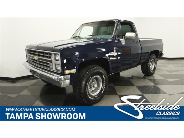 Picture of '86 K-10 located in Florida - $15,995.00 Offered by  - NCYY
