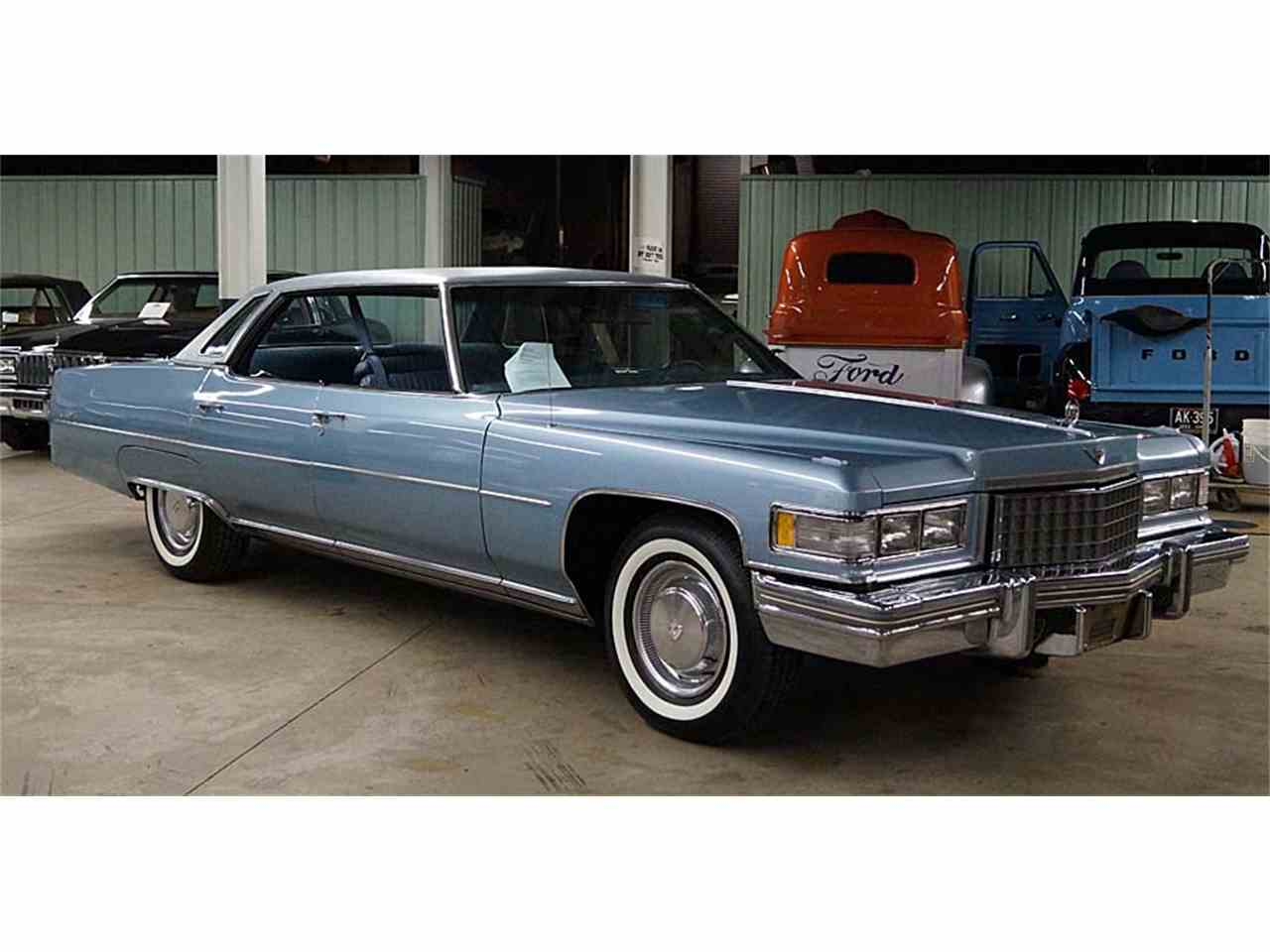 1976 Cadillac Sedan DeVille for Sale | ClicCars.com | CC-1080990