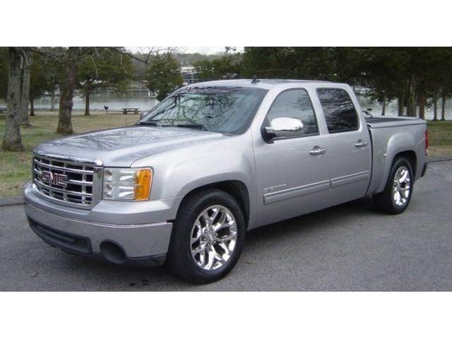 Picture of '08 Sierra - NCZ3