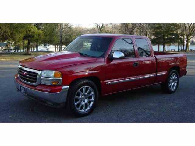 Picture of '00 Sierra 1500 - NCZ5