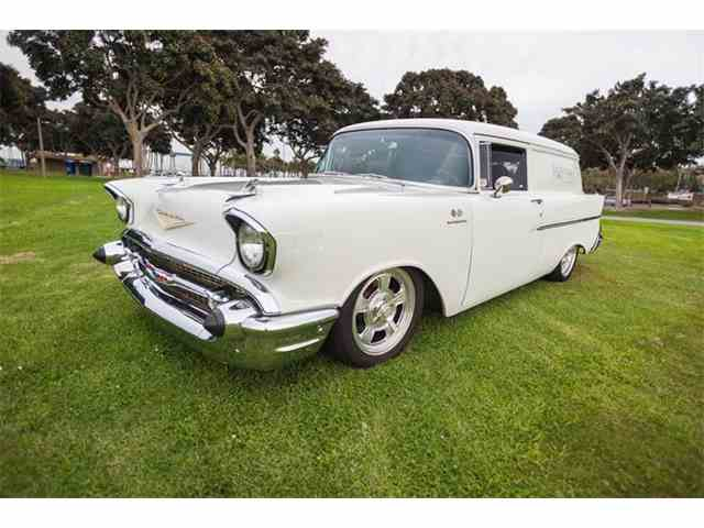 Picture of Classic 1957 Bel Air located in San Diego California - NCZ8