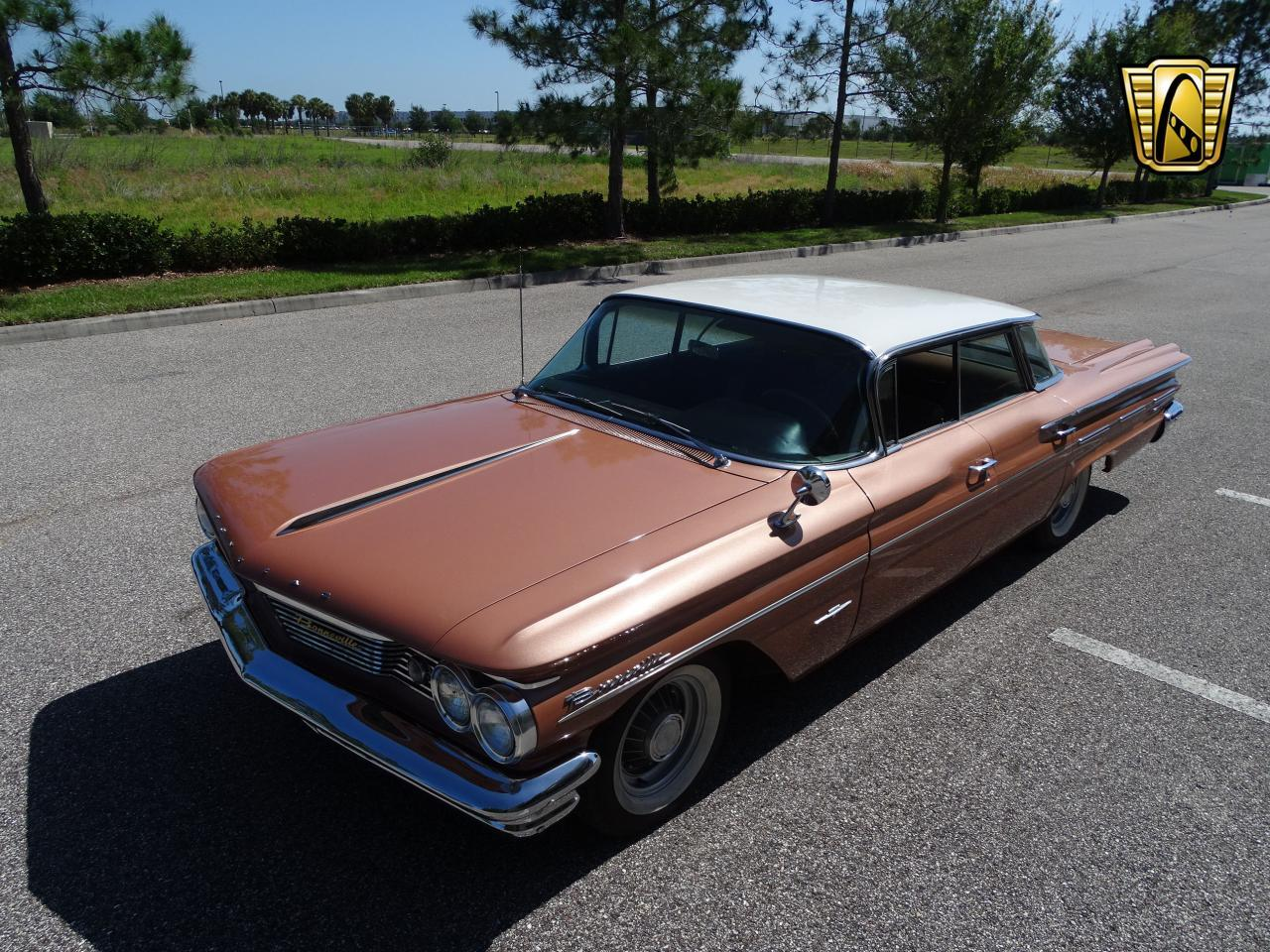 Large Picture of 1960 Bonneville located in Ruskin Florida - $29,995.00 Offered by Gateway Classic Cars - Tampa - NCZ9