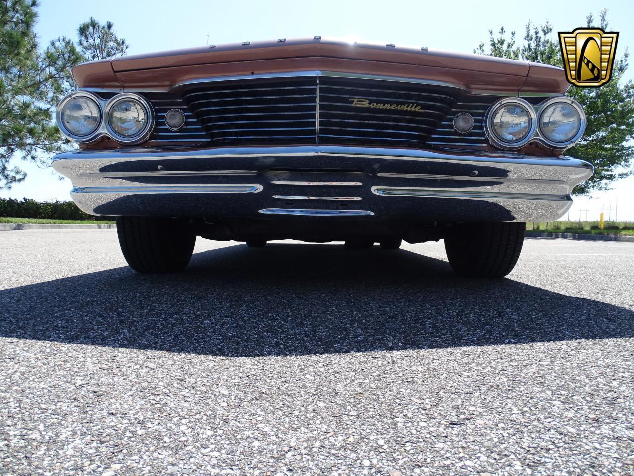Large Picture of '60 Pontiac Bonneville - $26,995.00 - NCZ9