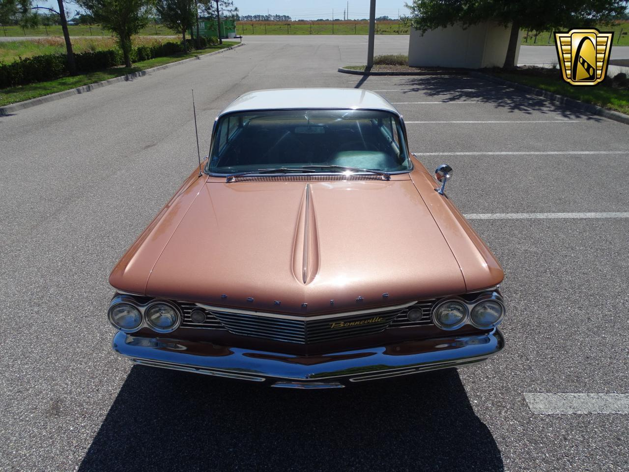 Large Picture of Classic 1960 Pontiac Bonneville located in Ruskin Florida - $26,995.00 - NCZ9