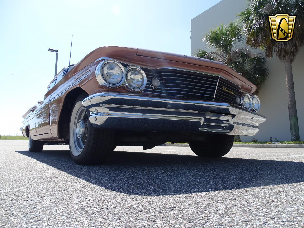 Large Picture of '60 Pontiac Bonneville Offered by Gateway Classic Cars - Tampa - NCZ9