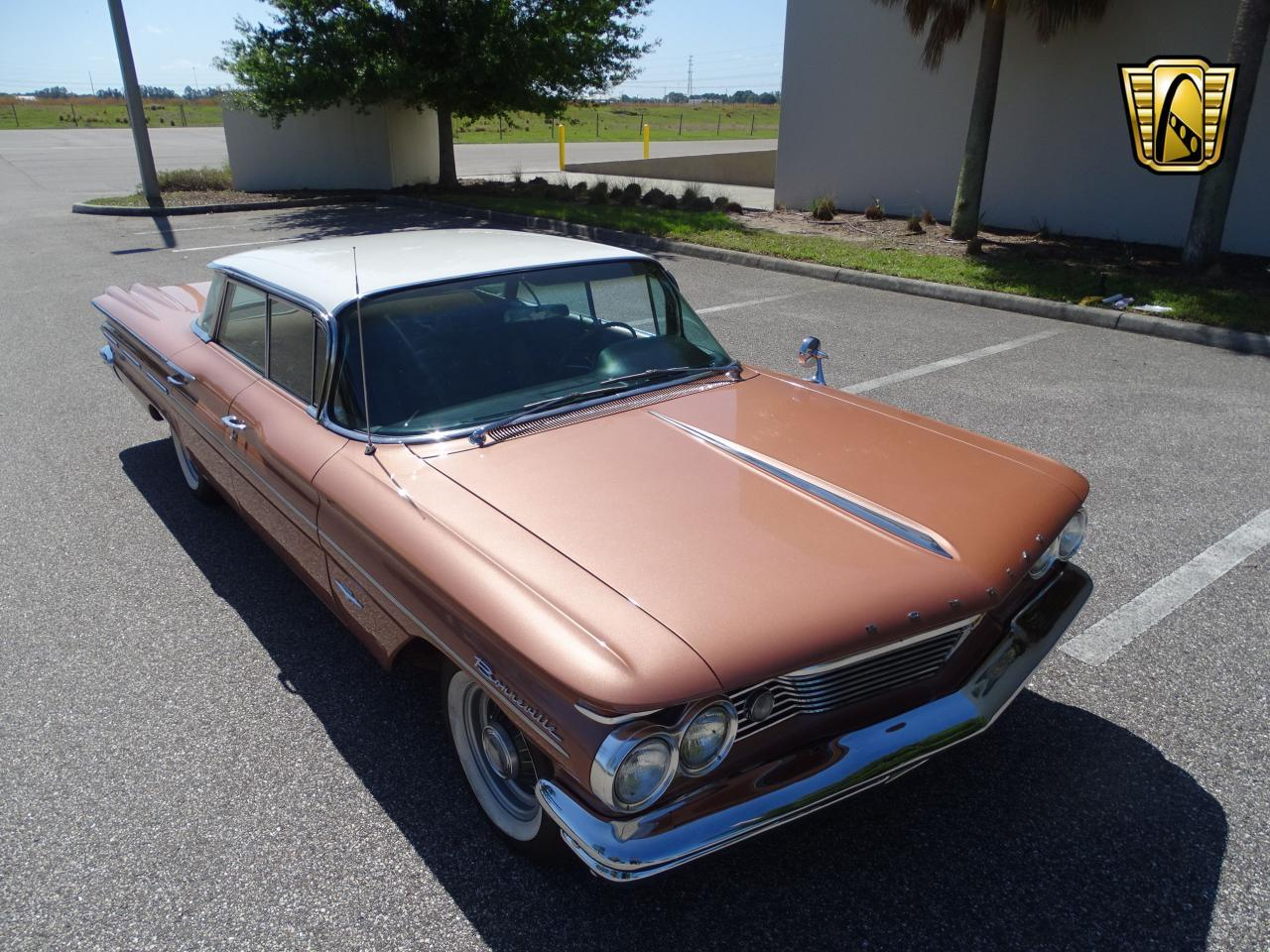 Large Picture of '60 Bonneville Offered by Gateway Classic Cars - Tampa - NCZ9