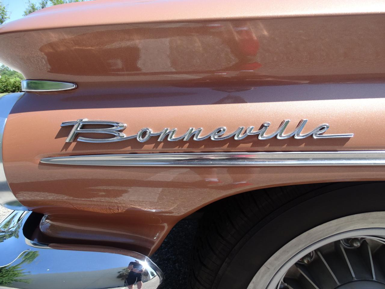 Large Picture of Classic '60 Bonneville located in Ruskin Florida - $29,995.00 Offered by Gateway Classic Cars - Tampa - NCZ9