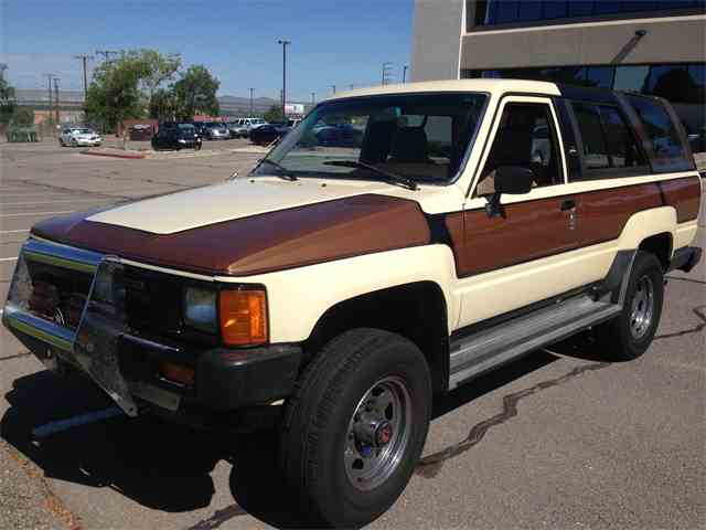Picture of '85 4Runner - N63J