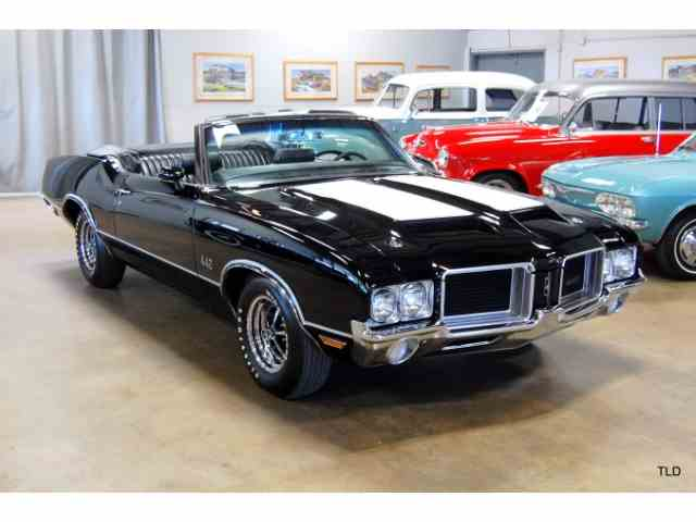 Picture of Classic 1971 Oldsmobile 442 located in Chicago Illinois - NCZC