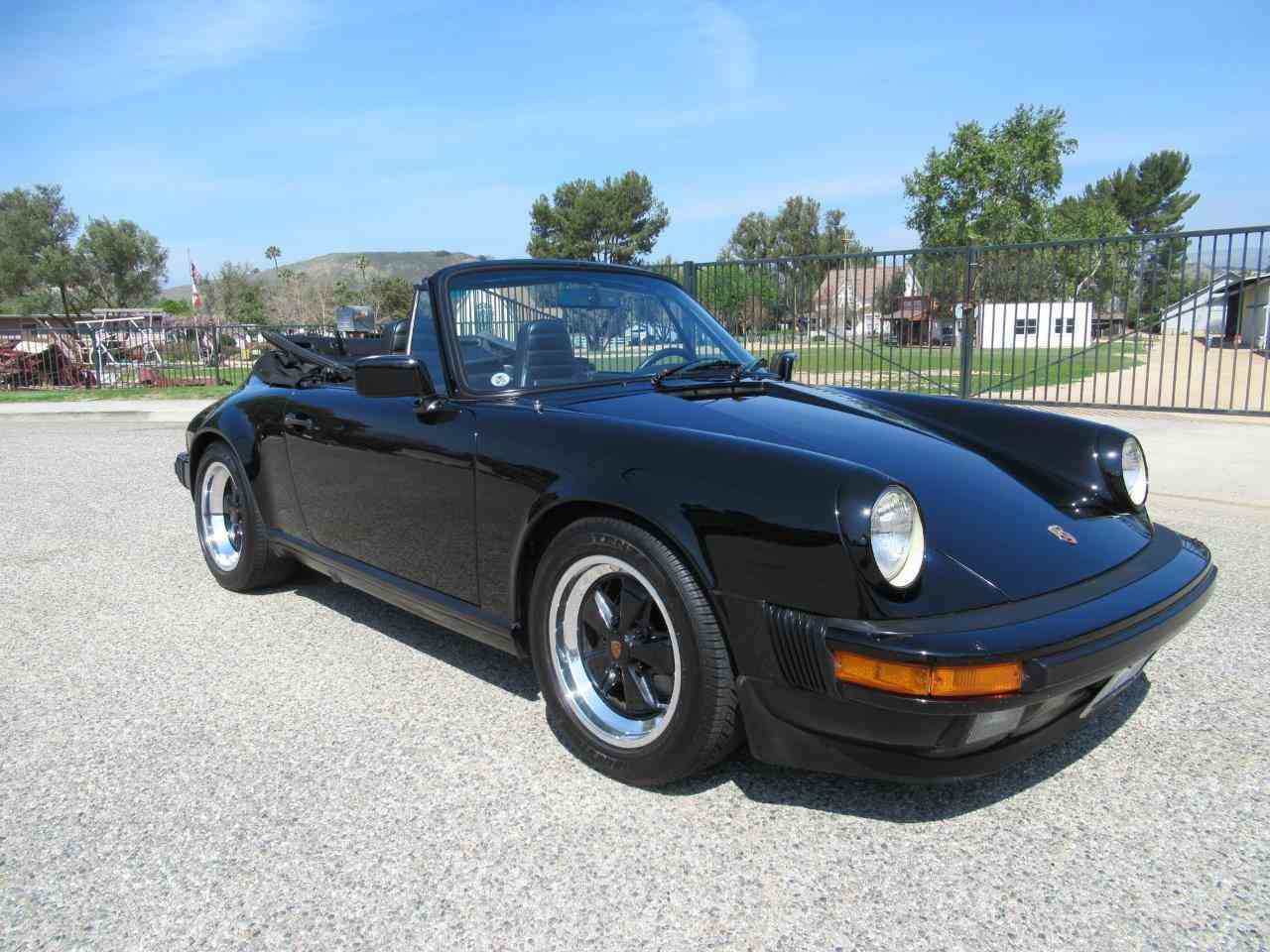 Large Picture of '84 Carrera - N63K
