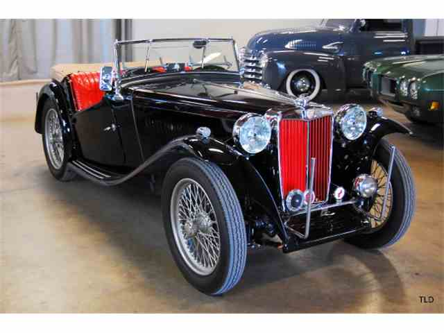Picture of '49 MG TC Offered by  - NCZL