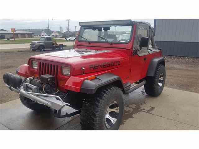 Picture of '90 Wrangler - NCZO