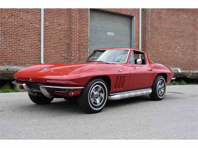 Picture of '66 Corvette - NCZS