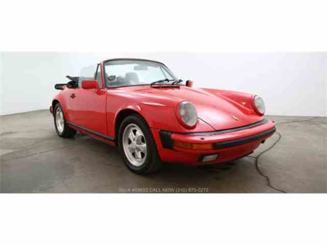 Picture of '86 Carrera - NCZX