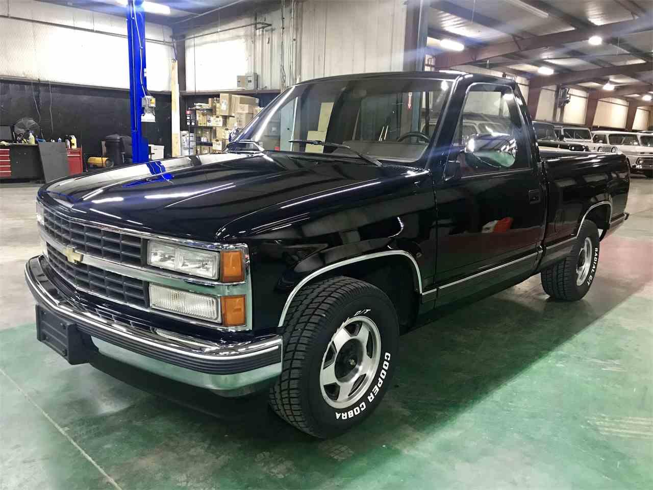 1991 Chevrolet Silverado for Sale | ClicCars.com | CC-1080994