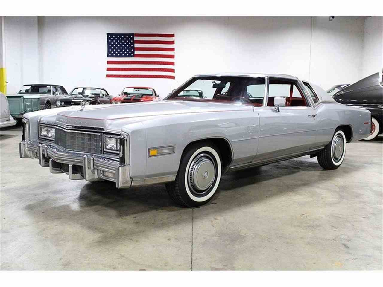 1977 cadillac eldorado for sale cc 1089947. Black Bedroom Furniture Sets. Home Design Ideas