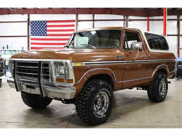 Picture of '78 Bronco - ND0L