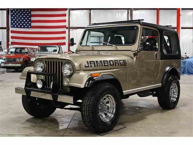 Picture of '82 Jeep CJ7 - $22,900.00 Offered by  - ND0M