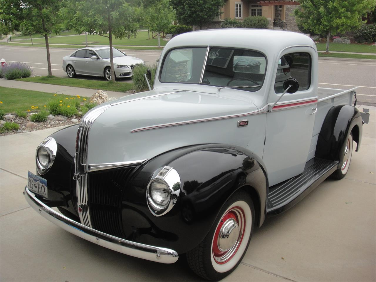 Large Picture of '41 Pickup located in Colorado - $29,950.00 - N63O