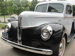 Picture of Classic 1941 Ford Pickup located in Longmont Colorado - $29,950.00 - N63O