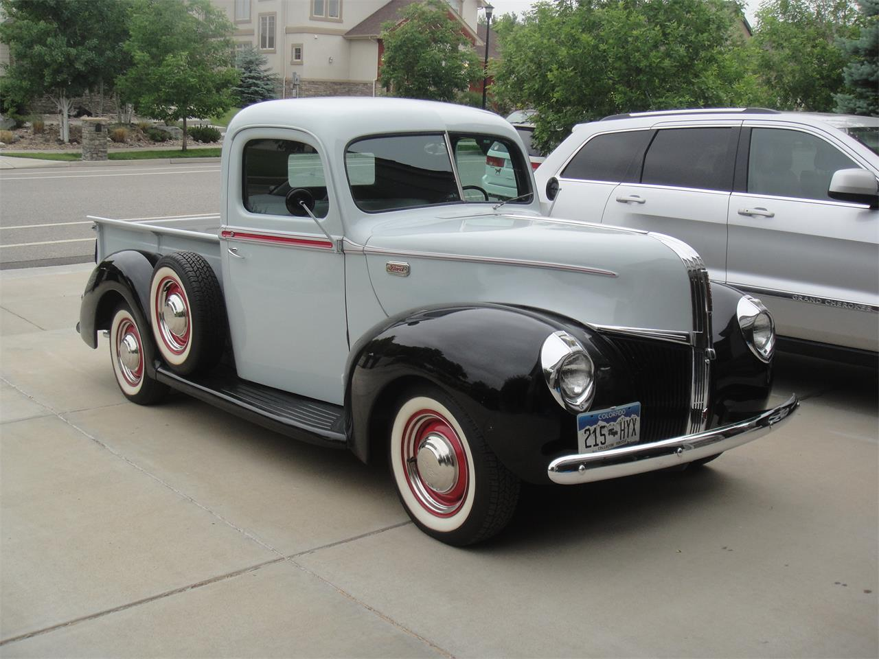 Large Picture of '41 Pickup - N63O