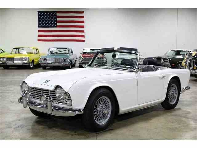 Picture of '65 TR4 - ND0T