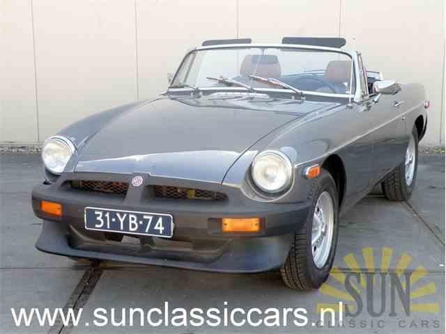 Picture of '77 MGB - ND16