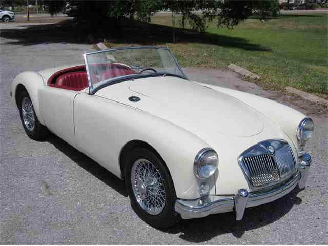 Picture of '59 MGA - ND1E