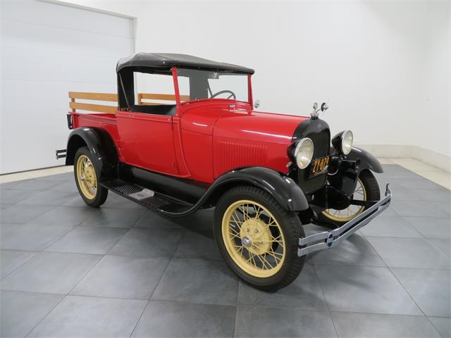 Picture of '29 Model A - ND1I