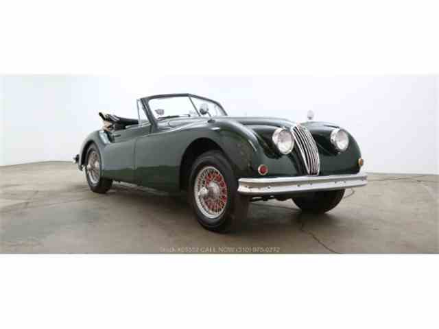 Picture of '56 XK140 - NDTN