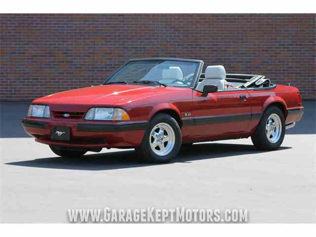 Picture of '89 Mustang - NDTR