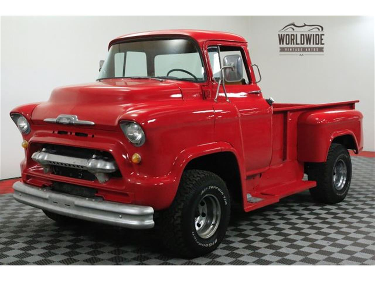 1957 Chevrolet Car Hauler for Sale | ClassicCars.com | CC-1091014