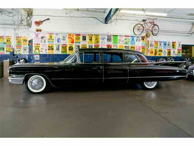 Picture of 1960 Cadillac Fleetwood located in Iowa - $44,900.00 Offered by  - NDU8