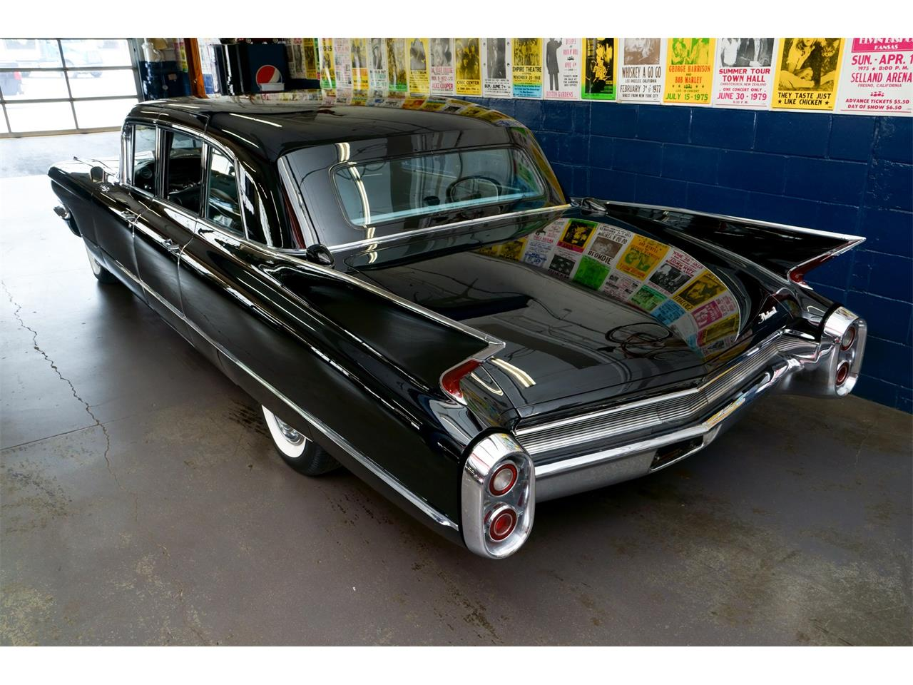 For Sale: 1960 Cadillac Fleetwood in Des Moines, Iowa