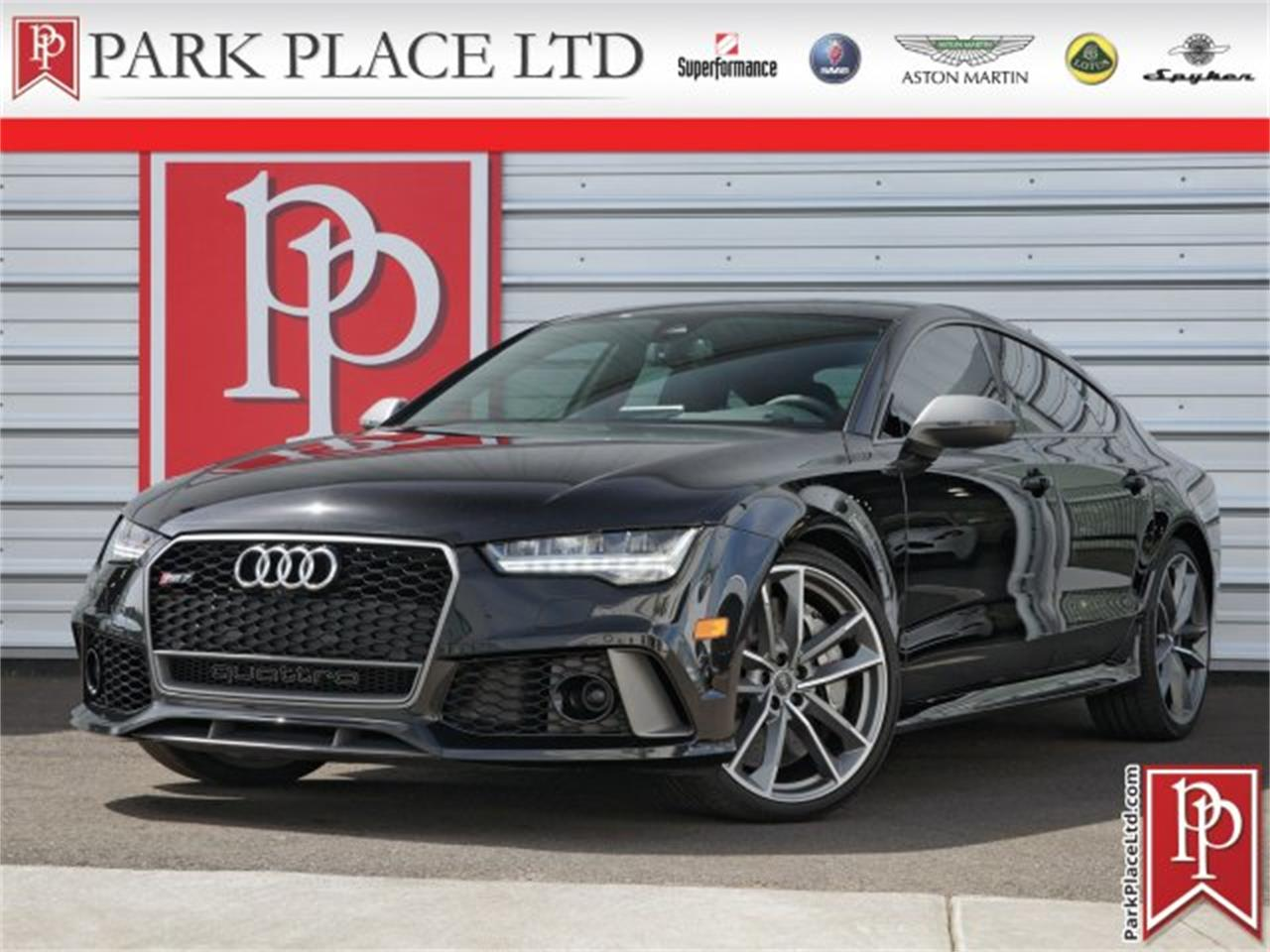 שונות 2017 Audi RS7 for Sale | ClassicCars.com | CC-1090104 CM-87
