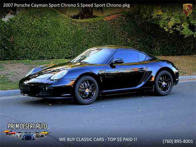Picture of '07 Cayman - NDUO