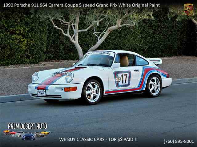 Picture of '90 964 Carrera Offered by  - NDV2