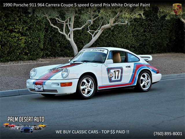 Picture of '90 964 Carrera located in California - $59,650.00 Offered by  - NDV2