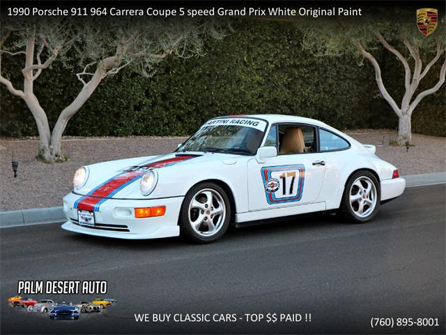 Picture of 1990 Porsche 964 Carrera located in California - NDV2