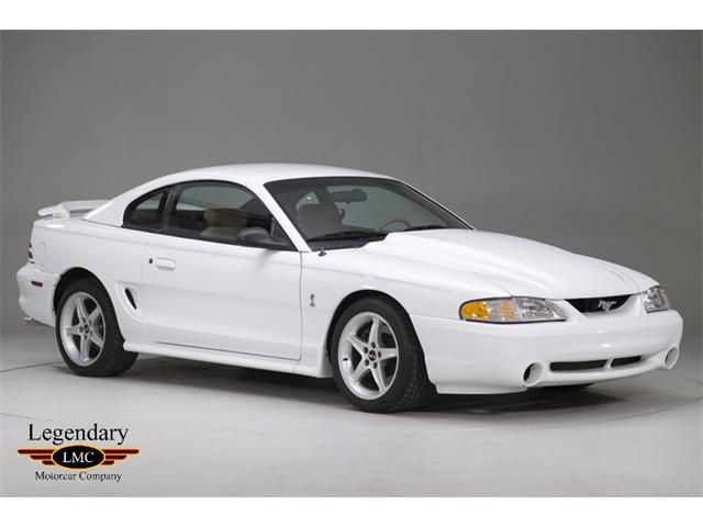 Picture of '95 Mustang - NDVB