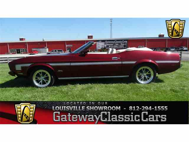 Picture of 1973 Ford Mustang - $27,595.00 Offered by  - NDVM