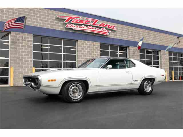 Picture of Classic 1971 Plymouth GTX located in Missouri - $49,995.00 Offered by  - ND4S