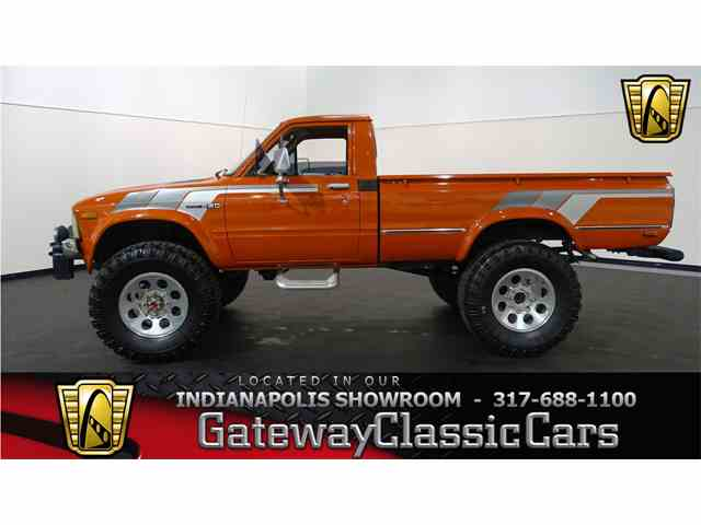 Picture of '80 Toyota Pickup Offered by  - NDVZ