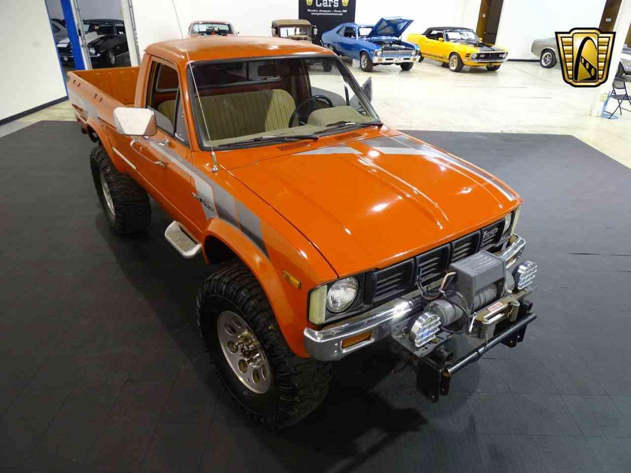 1980 Toyota Pickup for Sale ClassicCarscom CC 1091087