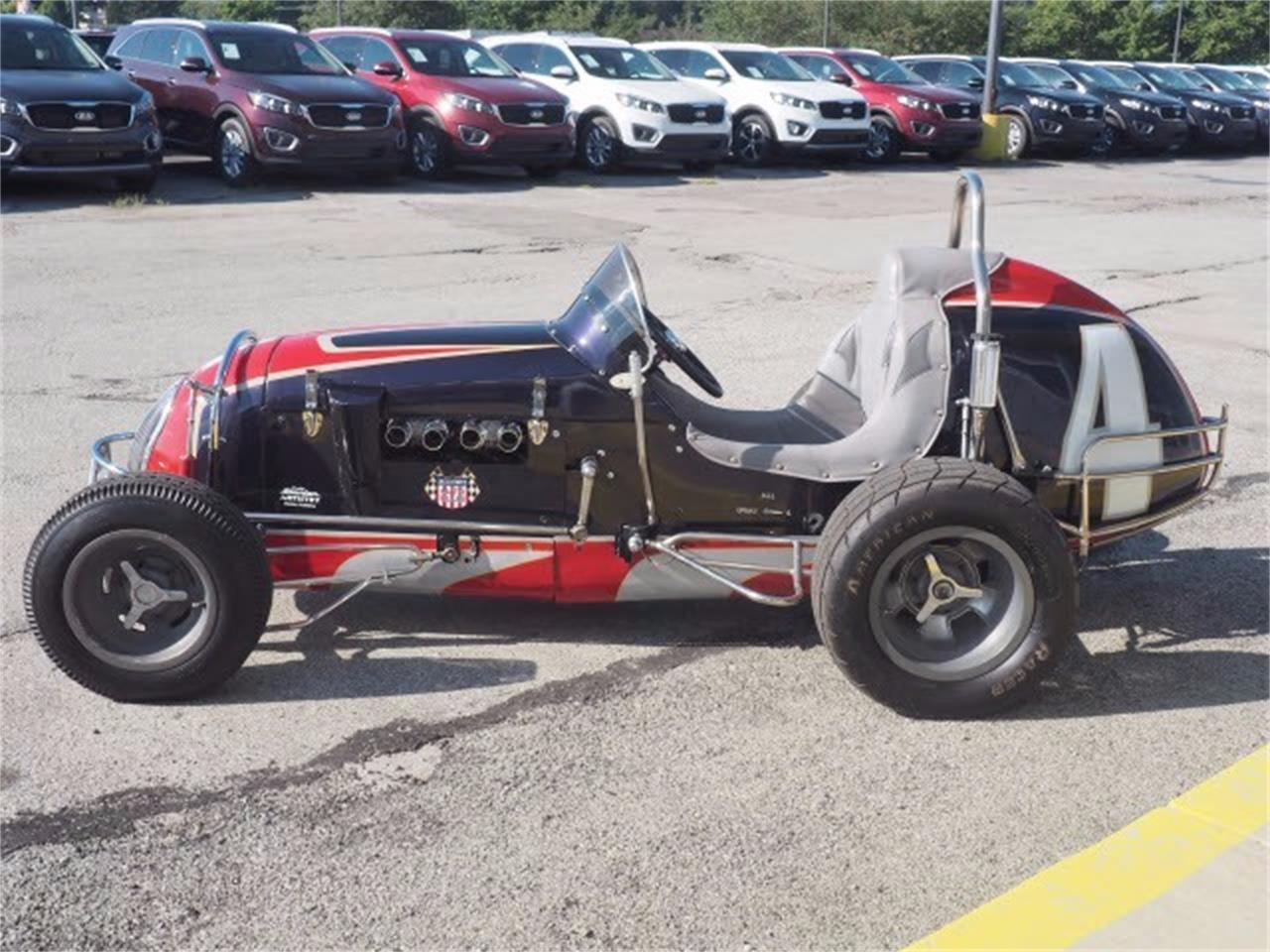 Not 1946 car indiana midget race are not