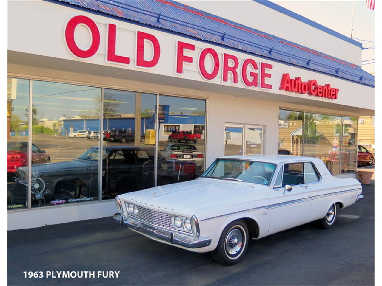Large Picture Of 63 Plymouth Fury Located In Lansdale Pennsylvania